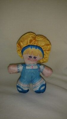 vintage fisher price smooshees alice in wonderland doll RARE