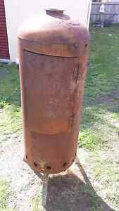 Fire Pot hand made from old gas cylinder Kingston Kingborough Area Preview