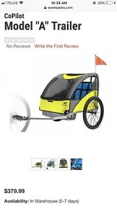 Copilot bike trailer / Stroller