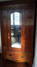 Gorgeous Antique Vintage Oak Wardrobe Menora Stirling Area Preview