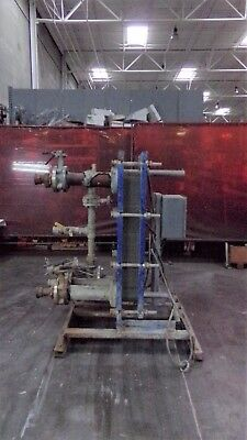 Mueller Accu-therm Plate Heat Exchanger Model At20 C-20