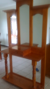 Hall table with mirrors Greenwood Joondalup Area Preview