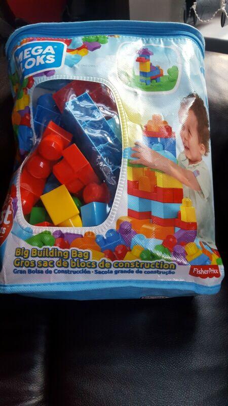 Mega+Bloks+1%2B++Big+Building+Bag+-+60+Pieces