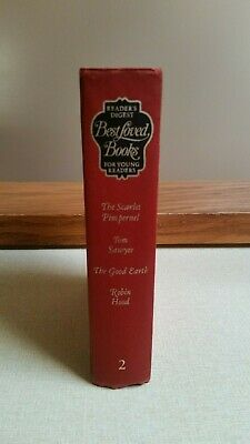 READERS DIGEST BEST LOVED BOOKS FOR YOUNG READERS VOL.2  FIRST EDITION (Best Classic Love Novels)