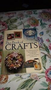 The Big Book of Crafts: Over 70 Projects Hornsby Heights Hornsby Area Preview