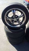 """17"""" Used Tyre and Wheel package MERCEDES VW Fawkner Moreland Area Preview"""