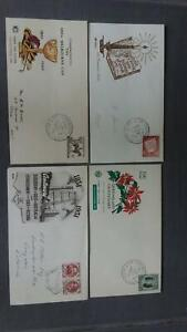 Stamp on first day cover issue 12.10.1960 100th melb.cup...werribee