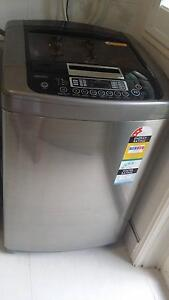 Washing machine LG Helensvale Gold Coast North Preview