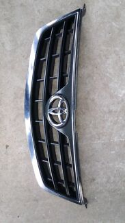 Toyota aurion front grille  Kurrajong Hills Hawkesbury Area Preview