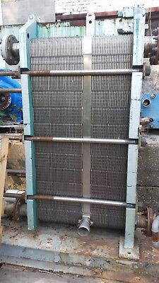Apv R-55 Plate Heat Exchanger