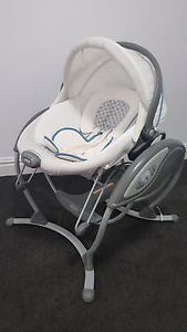 Graco Baby Elite Soothing System Glider Swing Rocker Bouncer Brighton-le-sands Rockdale Area Preview