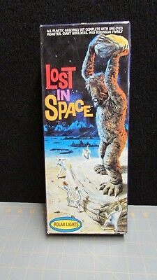 Cyclops Lost in Space Polar Lights Model Kit COMPLETE in Original Box MINT