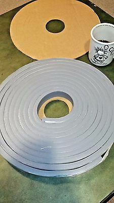 Foam Tape 1 14 X 12 Thick. 25 Ft. Weather Stripping Self Adhesive