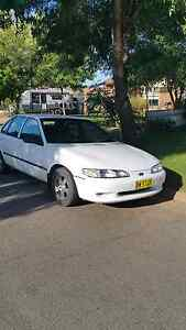 1996 EF FALCON AUTO Wagga Wagga Wagga Wagga City Preview