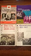 UNITY & DIVERSITY, GERMANY******1945, USA BETWEEN THE WARS1919-41 Dianella Stirling Area Preview
