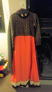 Indian/pakistani quality long floor length dress East Cannington Canning Area Preview