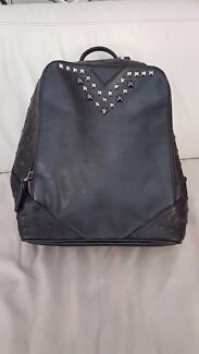 Leather MCM Backpack Duke Odeon (original)