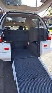 Ford Futura BA Wagon Wheelchair accessible Yagoona Bankstown Area Preview