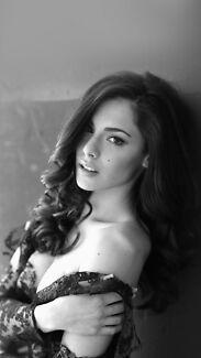 Female Model for TFP shoot