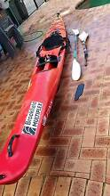 Kayak Finn Endorfin Sit on style kayak North Beach Stirling Area Preview