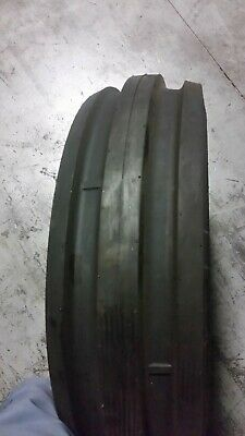 75016 7.50-16 Crop Master 10ply Tubeless F2 Tri Rib Tractor Tire