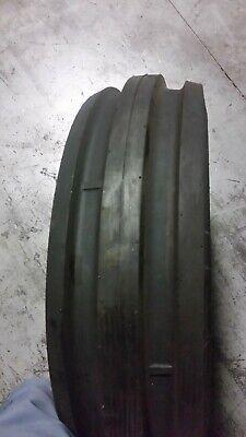 7.50-16 75016 Crop Master 10ply Tubeless F2 Tri Rib Tractor Tire