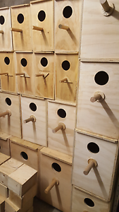 Various breeding boxes from  $6 Hampton Park Casey Area Preview