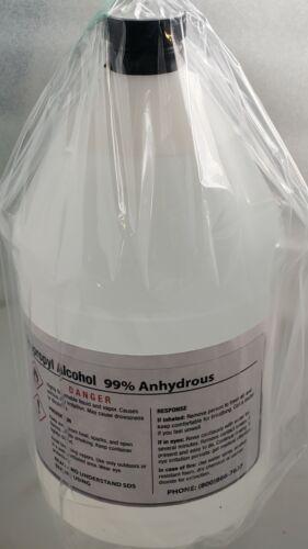 Isopropyl Alcohol 99% technical grade - 1 Gallon bottle FREE SHIPPING