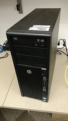 HP Z210 Workstation Core i7, Intel SSD, Geforce Video Gaming/CAD