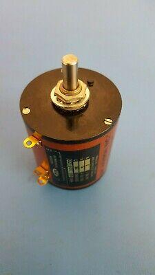 Resistor Multi Turn Potentiometer 5k Ohm 5 Model 810-308-00 221047 Spectrol