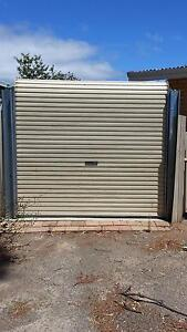 Roller Door - Smooth Cream - Take the whole setup! Brighton Holdfast Bay Preview