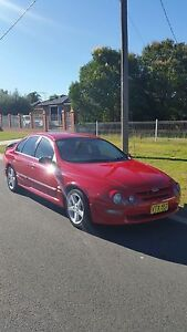 1999 Ford Falcon Sedan Lavington Albury Area Preview