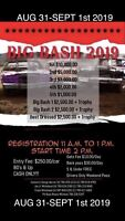 $28,500 up for grabs DEMOLITION DERBY!
