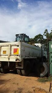 TIPPER TRUCK WITH RAMPS Cowaramup Margaret River Area Preview