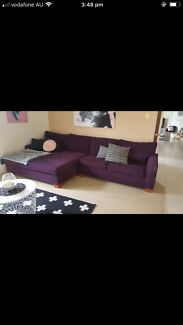 4 seater lounge with double chaise