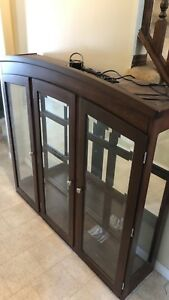 Top Half of Dining Room Cabinet