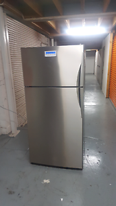 520L Stainless Fridge/Freezer - Delivery Available Richmond Yarra Area Preview