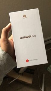 Huawei P20 - Brand new in box