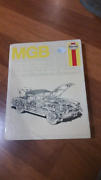 MG MGB 1962 to 1977 Workshop manual Broadbeach Gold Coast City Preview