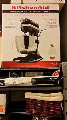 KitchenAid KG25H0XOB Pro HD 475-Watts All Metal 5-Quart Stand Mixer onyx (Kitchenaid Professional Hd Stand Mixer 475 Watts)
