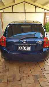 2007 Toyota Corolla Ascent Manual Lidcombe Auburn Area Preview