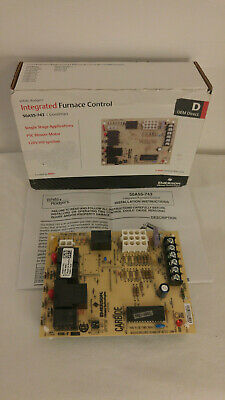White-rodgers 50a55-743 Integrated Furnace Control