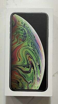 Apple iPhone XS Max - 256GB - Space Gray (Verizon)(Unlocked) (CDMA + GSM) - Used