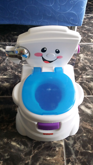 Wanted: kids toilet potty