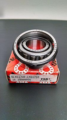 Fag Set1 Lm11749 Lm11710 Cupcone Lm11749lm11710 Tapered Roller Bearing