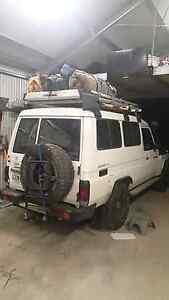 Rhino roof basket with racks Wallaroo Mines Copper Coast Preview