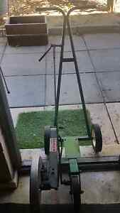 Lawn edger with no motor East Victoria Park Victoria Park Area Preview