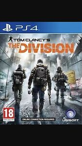 Wanted - The Division PS4 Auburn Clare Area Preview