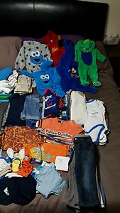 Bulk boy's size 0 Clothes Merrimac Gold Coast City Preview