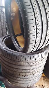 """21"""" tyres (285/30/21) Albury Albury Area Preview"""